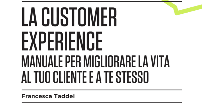 manuale customer experience